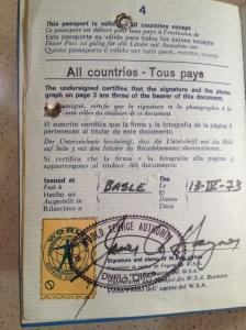 WSA Passport 3