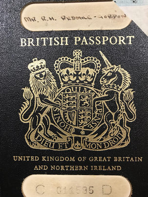 Diplomatic Passport(rev)